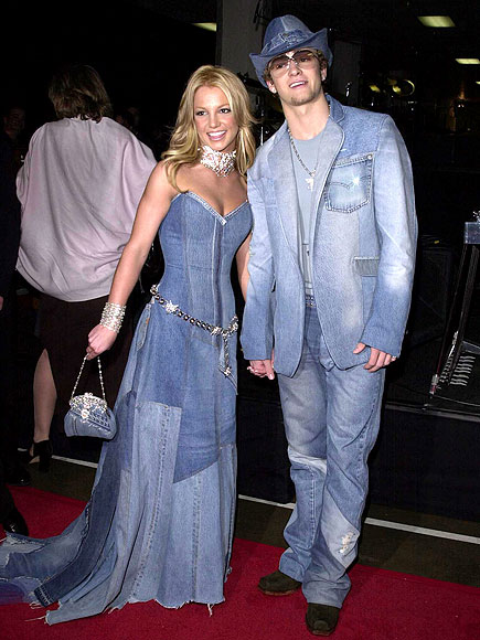IN THE JEANS