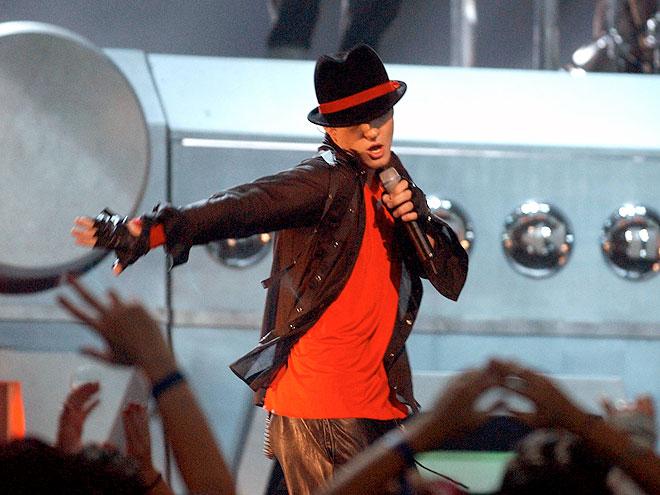 ON HIS OWN  photo | Justin Timberlake