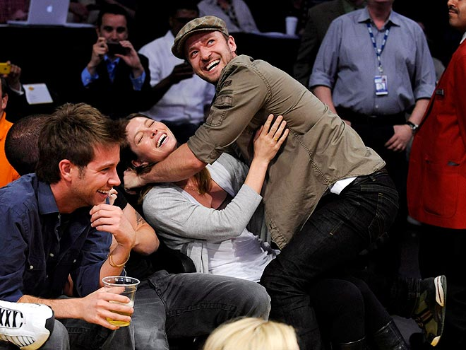 PDA FEST  photo | Jessica Biel, Justin Timberlake