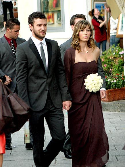 BY HER SIDE   photo | Jessica Biel, Justin Timberlake