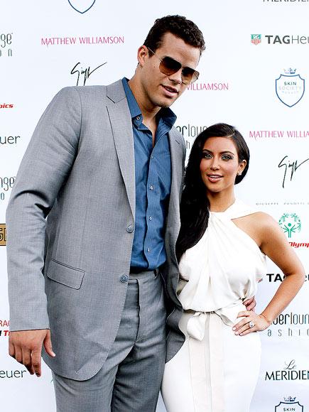 PUBLIC ENGAGEMENT   photo | Kim Kardashian, Kris Humphries