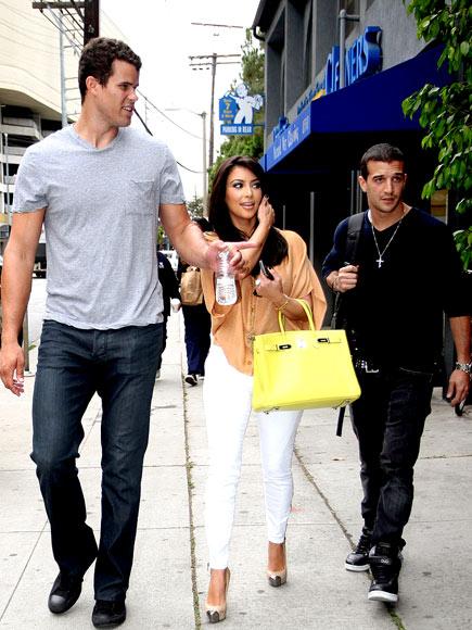 FANCY FEET   photo | Kim Kardashian, Kris Humphries, Mark Ballas