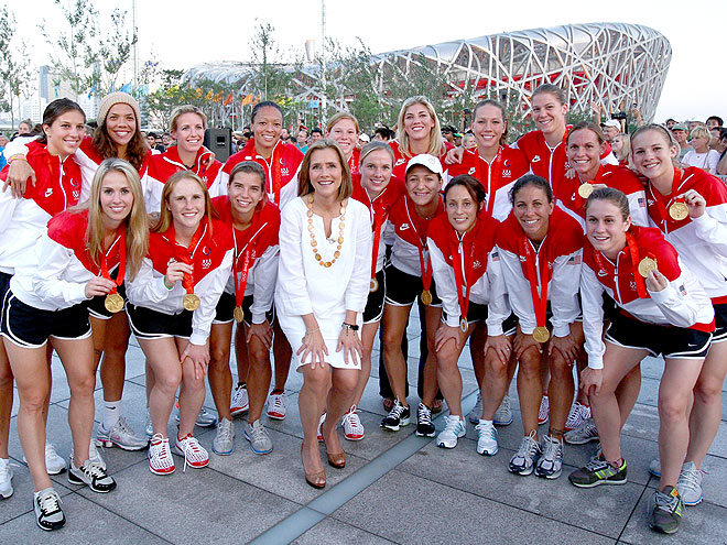 THE BEIJING OLYMPICS   photo | Meredith Vieira