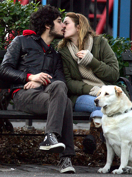 FABRIZIO MORETTI  photo | Drew Barrymore, Fabrizio Moretti