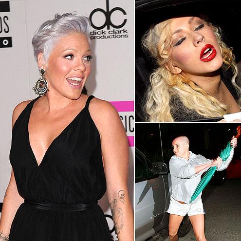 NYAH, NYAH, NYAH  photo | Britney Spears, Christina Aguilera, Pink
