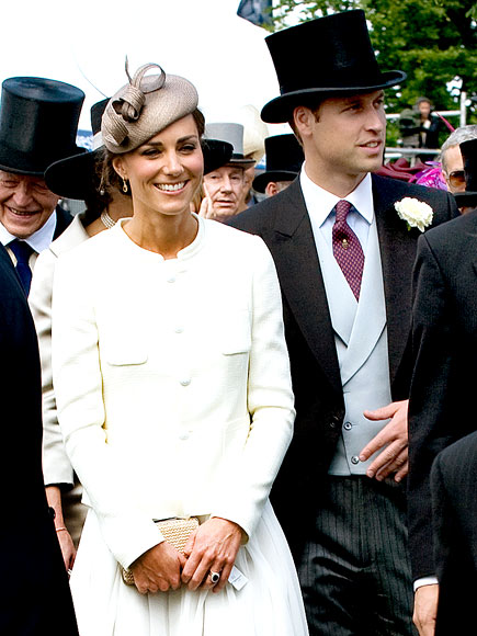 HERE COMES THE BRIDE...  photo | Kate Middleton, Prince William