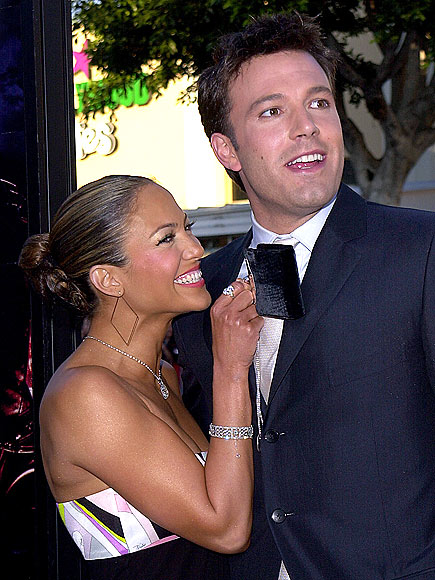 JENNIFER LOPEZ & BEN AFFLECK