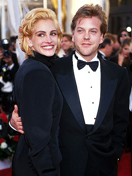 JULIA ROBERTS & KIEFER SUTHERLAND