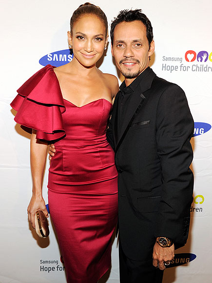 JENNIFER & MARC foto | Jennifer Lopez, Marc Anthony