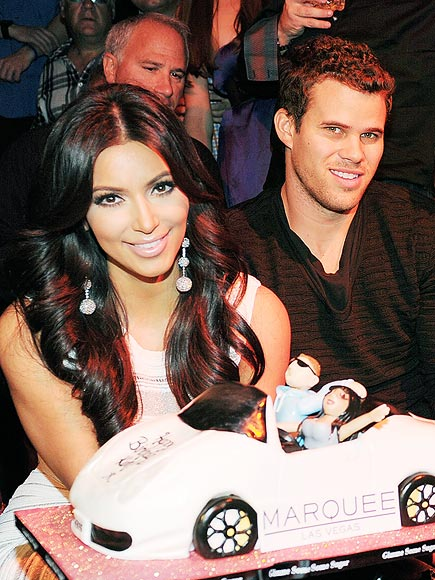 KIM & KRIS photo | Kim Kardashian, Kris Humphries