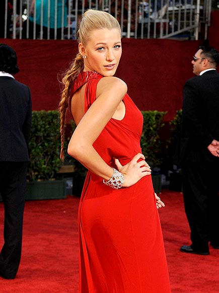 BLAKE: THE FLIRT   photo | Blake Lively