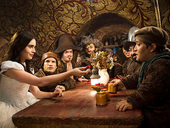 THE SEVEN DWARVES 