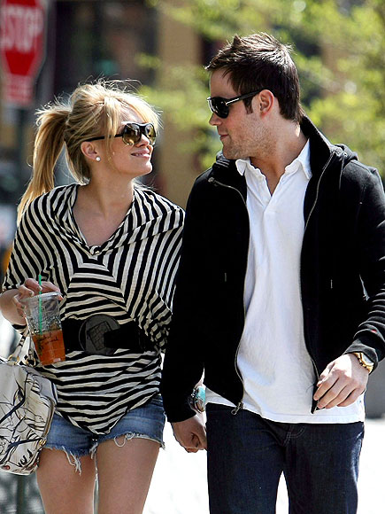 HILARY & MIKE