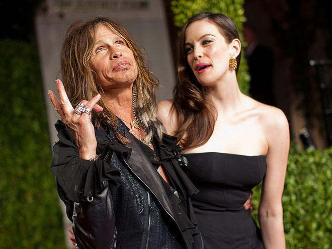  photo | Liv Tyler, Steven Tyler