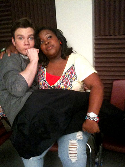 CUDDLE BUDDY photo | Chris Colfer