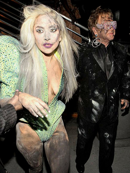 ANGELS WITH DIRTY FACES photo | Lady Gaga