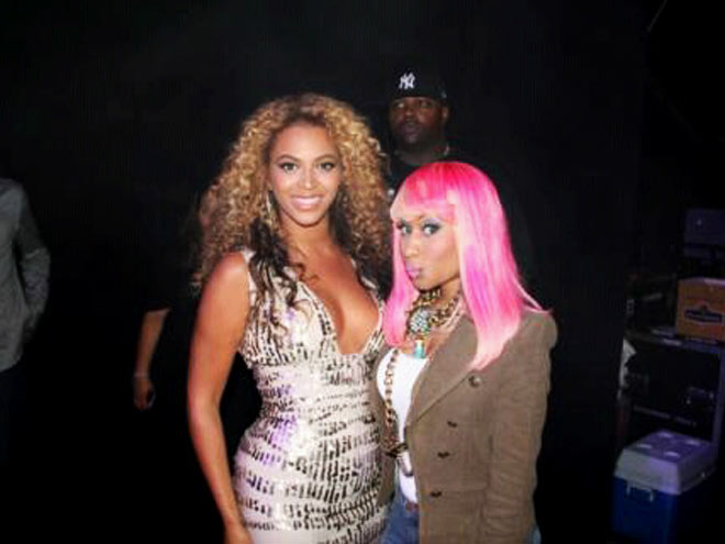 BEYONCÉ & NICKI