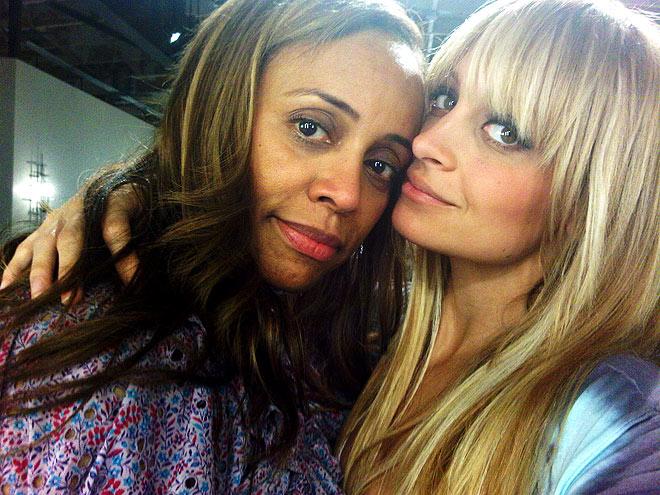 NICOLE & BRENDA  photo | Nicole Richie