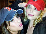 How Glee Stars Spend Their Down Time! | Dianna Agron, Lea Michele