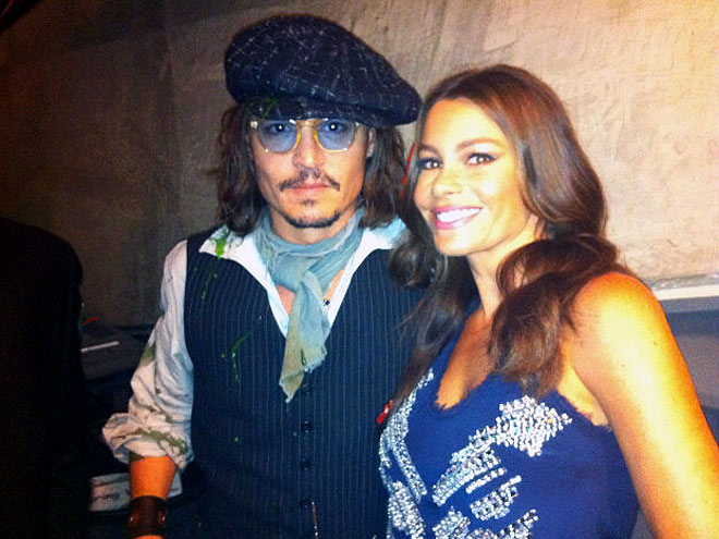 SOFIA & JOHNNY