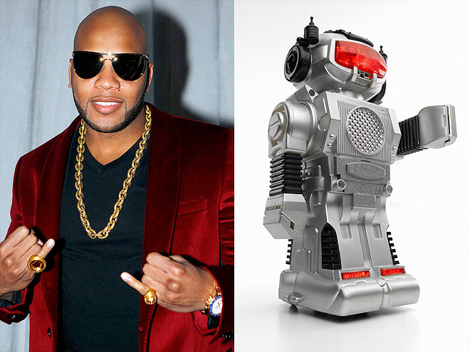 FLO RIDA: TOYS FOR SICK KIDS photo | Flo Rida