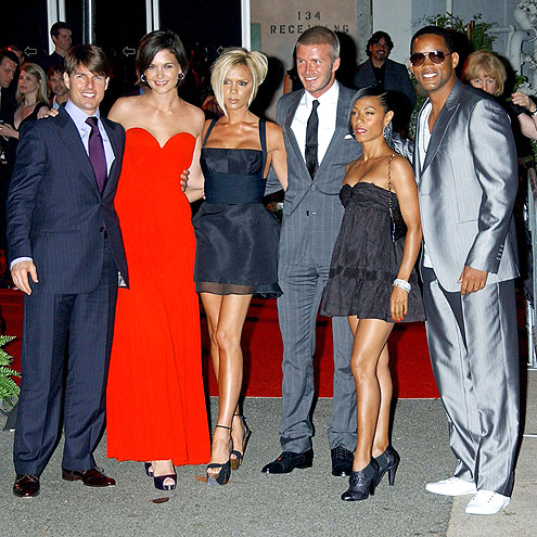 A-LIST CROWD