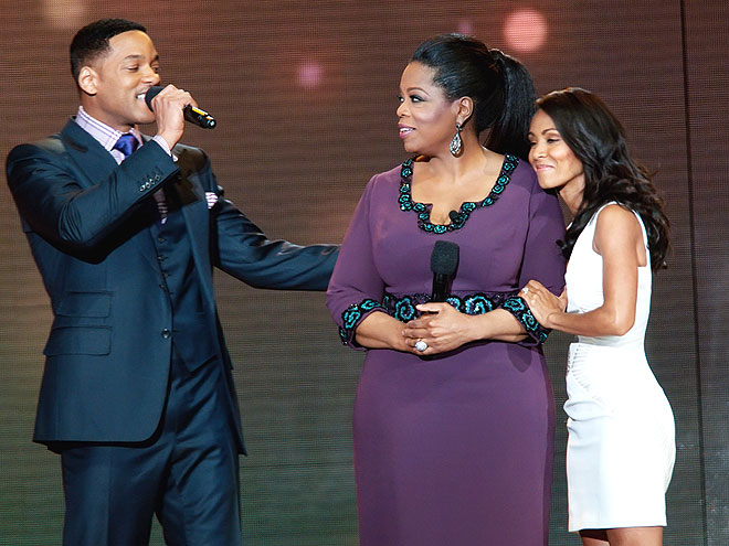 A BIG FAREWELL