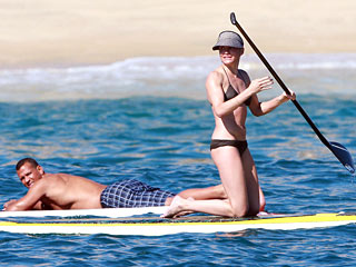 Cameron Diaz, Alex Rodriguez Pictures Vacation in Mexico