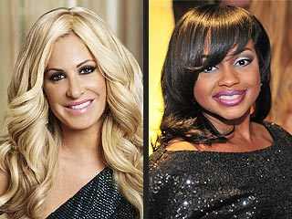 Kim Zolciak Thinks Phaedra Parks Is 'Really Funny'