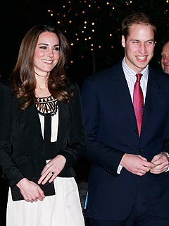 Prince William & Kate Middleton Spend Christmas Apart