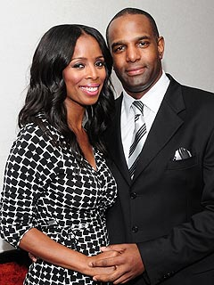 Tasha Smith Married in L.A.