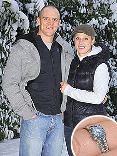 Prince William's Cousin Zara Phillips Is Engaged