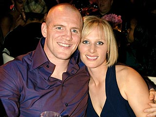 Zara Phillips's Wedding Kicks Off with a Yacht Party