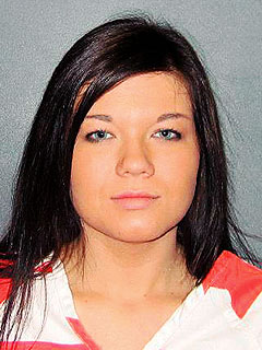 Teen Mom's Amber Portwood Jailed