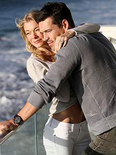 LeAnn Rimes and Eddie Cibrian End Honeymoon – to Work