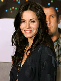 Courteney Cox: Cougar Town Is a 'Saving Grace' in Tough Times