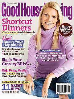 Gwyneth Paltrow's Postpartum Depression