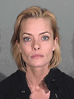 Jaime Pressly's Mug Shot Released | Jaime Pressly