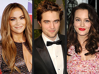 Robert Pattinson, Leighton Meester to Present at Golden Globes