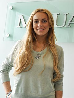 Lindsay Lohan's Post-Rehab Gift: a $25,000 Necklace