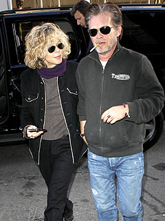 PHOTO: Meg Ryan and John Mellencamp Step Out in New York