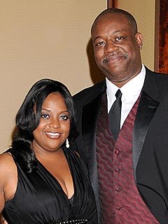 Sherri Shepherd Picks Red Velvet for Wedding Cake | Sherri Shepherd