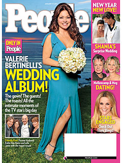 Valerie Bertinelli: Sharing the Love at Her Wedding