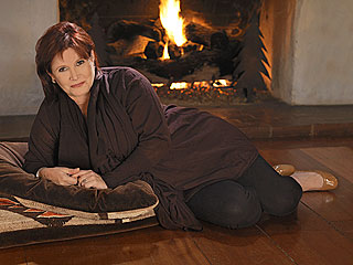 Who Is the New Jenny Craig Spokesperson? | Carrie Fisher