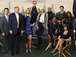 CELEBRITY APPRENTICE 2011 Cast : People.