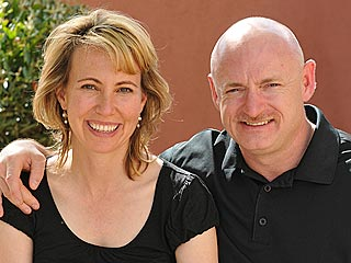 Gabrielle Giffords on Husband's NASA Launch: 'Good Stuff'