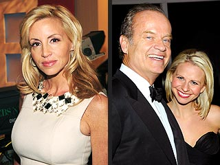 Camille Grammer, Kelsey Grammer Girlfriend Meet