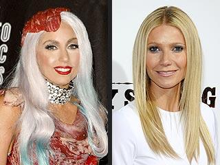 Glee to Get More Gwyneth Paltrow and Lady Gaga   Gwyneth Paltrow, Lady Gaga