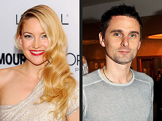 Matthew Bellamy: Who Is Kate Hudson's Beau?