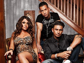 Should Jersey Shore's Deena Date The Situation or Pauly D? | Deena Cortese, Mike Sorrentino, Pauly DelVecchio
